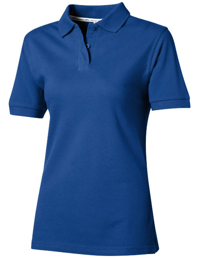 33S03•FOREHAND POLO WOMEN, L, classic royal blue (47)