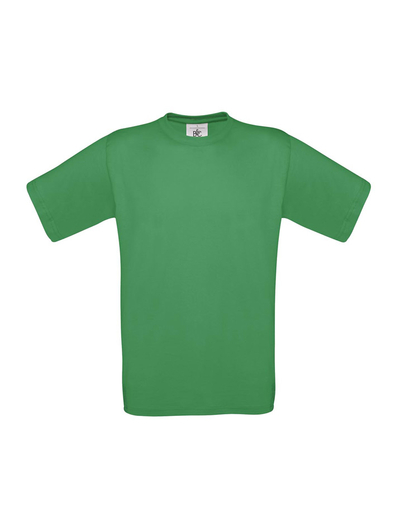 B02•B&C EXACT 150, 2XL,  OUT-kelly green (14)