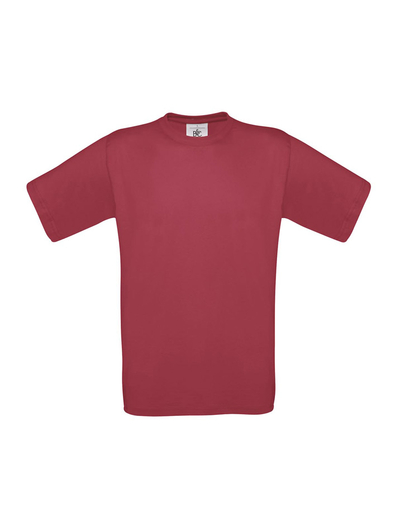 B02•B&C EXACT 150, 2XL,  OUT-used raspberry (65)