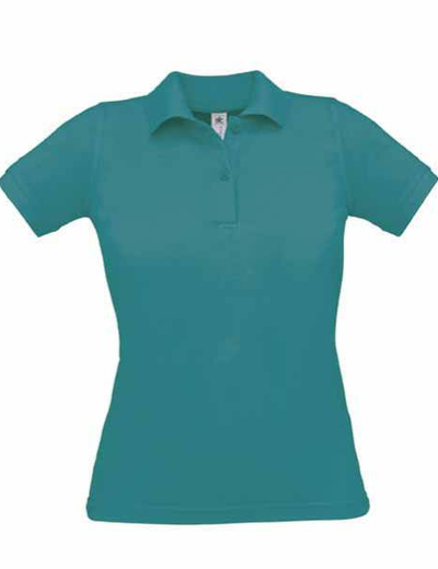 O24•B&C SAFRAN PURE /WOMEN, L,  OUT-diva blue (63)
