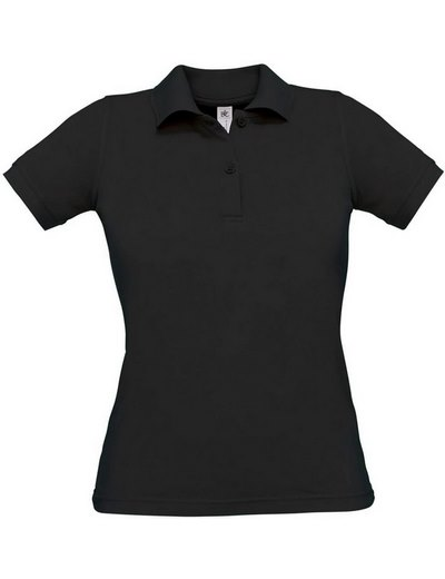 O24•B&C SAFRAN PURE /WOMEN, 2XL, black (03)