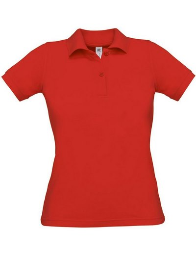 O24•B&C SAFRAN PURE /WOMEN, 2XL, red (05)