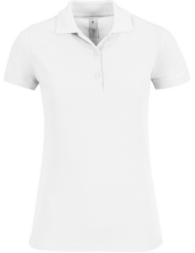 O54•B&C SAFRAN TIMELESS WOMEN, 2XL, white (01)