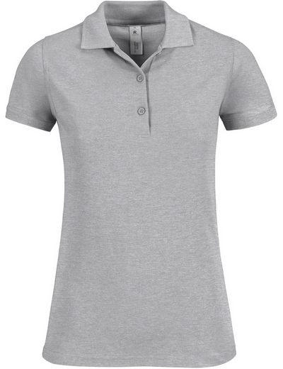 O54•B&C SAFRAN TIMELESS WOMEN, 2XL, heather grey (15)