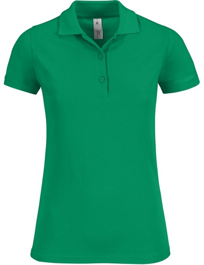 O54•B&C SAFRAN TIMELESS WOMEN, L, kelly green (30)
