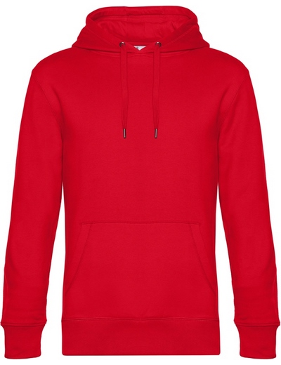 O84•B&C KING HOODED, 2XL, red (05)