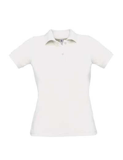 O24•B&C SAFRAN PURE /WOMEN, 2XL, white (01)