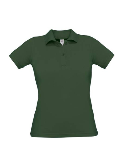 O24•B&C SAFRAN PURE /WOMEN, 2XL, bottle green (06)