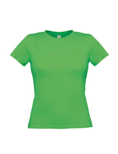 B54•WOMEN-ONLY, L,  OUT-real green (14)